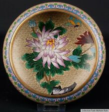 China 20. Jh. Schale - A Chinese Enamel Cloisonné Bowl - Tazza Cinese Chinoise
