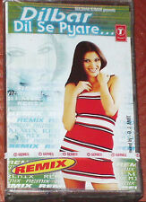 Various Dilbar Dil Se Pyare Remix CASSETTE ALBUM new sealed cassette SCI TSeries