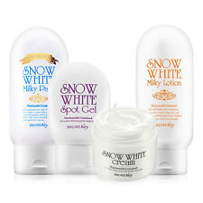 [SECRET KEY] Snow White 4 SET (Premium Milky Pack+Milky Lotion+Cream+Spot Gel)