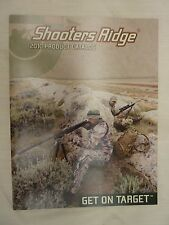 SHOOTERS RIDGE 2010 CATALOG