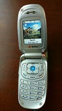 Samsung SPH-A660 Flip Phone - Cell Phone on Sprint Network with Chg Cable