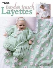 Tender Touch Layettes Crochet Leisure Arts #3363