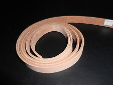 "NATURAL 3/4"" by 72"" LATIGO 8/9 0z TANDY LEATHER STRIP 4524-00."
