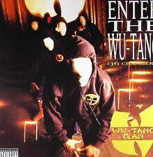 WU TANG CLAN - Enter The Wu Tang (36 Chambers) - Vinyl (LP)