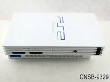 Japanese Playstation 2 Ceramic White Console PS2 Japan Import System SCPH-50000