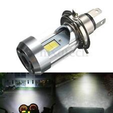 H4 9003 40W LED COB Motorcycle Bulb Headlight Hi/Lo Beam Light White Lamp 4000lm