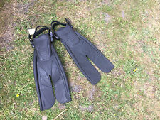 NEW special forces diving  propeler fins SBS, special boat service Large