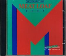 Meat Loaf for Crying Out Loud (Best of) zounds CD rar poo