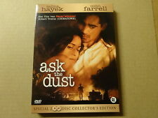 2-DISC SPECIAL COLLECTOR'S EDITION DVD / ASK THE DUST ( SALMA HAYEK... )