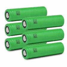 6x GENUINE SONY US18650VTC4 2100mAh 30A IMR HighDrain Rechargeable Liion Battery