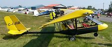 Joplin Tundra Ultralight Aircraft Wood Model Small New