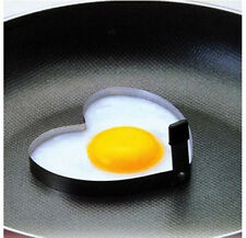 Stainless Steel Fried Egg Pancake Shaper Heart Mould Mold Cooking Kitchen Tools