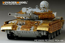 Voyager 1:35 Modern Russian T-62 ERA Medium Tank Mod.1962 Basic PE35609*