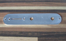Chrome Tele Control Plate USA/American Dimension Telecaster Control Plate