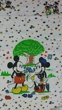 Disney Bettwäsche bedding Micky Maus vintage Minnie 80s 90s in love Mickey Minni