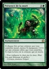 MTG Magic RTR FOIL - Death's Presence/Présence de la mort, French/VF