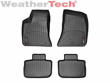 WeatherTech Floor Mats FloorLiner for Dodge Charger with RWD - 2011-2017 - Black
