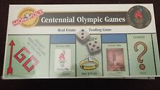COLLECTOR'S EDITION COMMEMORATIVE MONOPOLY GAME Centennial Olympic Games '96 NIB