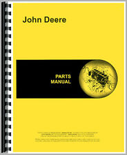 New Parts Manual For John Deere 336 Baler