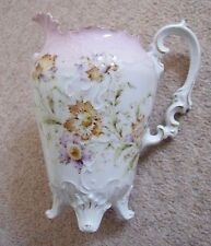 Antique Coalport England porcelain jug