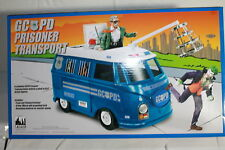 DC COMICS BUS PLAYSET FOR RETRO MEGO 8 INCH FIGURES; GCPD PRISONER TRANSPORT