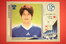 PANINI CHAMPIONS LEAGUE 2012/13 N. 108 UCHIDA SCHALKE 04 BLACK MINT!