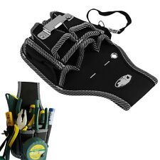 9 in1 Electrician Waist Pocket Tool Belt Pouch Bag Screwdriver Utility Holder JL