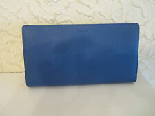 Prada Saffiano Leather Travel Wallet