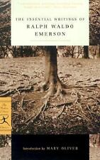 Modern Library Classics: The Essential Writings of Ralph Waldo Emerson by...