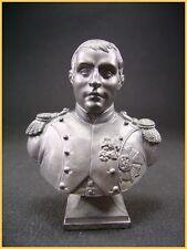 Buste de NAPOLEON 1er empereur de france (LE CIMIER signé Ch. Conrad sculpteur)