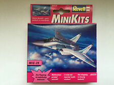 Revell Mini Kits 06535 Snap Together Mig-29 Fulcrum-Brand New