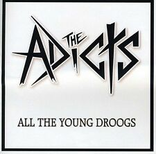 All The Young Droogs - Adicts (2012, CD NIEUW)