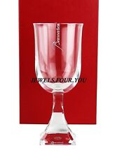BACCARAT MALADETTA AMERICAN RED WINE LEAD CRYSTAL GLASS MADE IN FRANCE NEW
