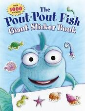 The Pout-Pout Fish Giant Sticker Book by Deborah Diesen (Paperback)