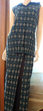 ENSEMBLE  HAUT ET JUPE LONGUE  /ROBE  COTELAC  T 38/40 / VINTAGE LONG DRESS