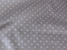 GREY PINK DOT PRINT DRAPERY FABRIC LGT uphostery