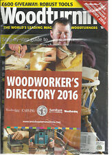 WOODTURNING, THE WORLD'S LEADING MAGAZINE FOR WOODTURNERS  APRIL, 2016