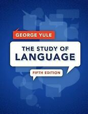 The Study of Language by George Yule (2014, Paperback, Revised)