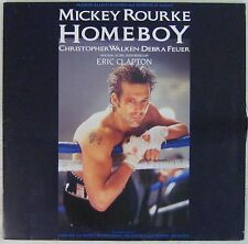 Homeboy 33 tours Eric Clapton Mickey Rourke 1988