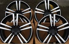 """22"""" roues en alliage convient audi Q7 porsche cayenne vw volkswagen touareg gen 2 bmf"""