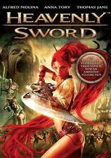 Heavenly Sword by Anna Torv, Thomas Jane, Alfred Molina