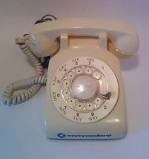 Commodore Rotary Telephone Phone No VIC Modem Rare Northern Telecom