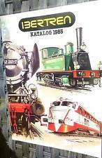 Ibertren H0 Catálogo 1985 # å
