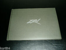 1990 Chevrolet Corvette ZR-1 ONLY sales brochure PRESTIGE OWNERS BOOK