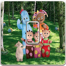 In The Night Garden Light Switch Vinyl Sticker Decal for Kids Bedroom #279
