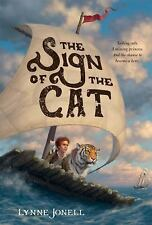 The Sign of the Cat by Lynne Jonell (2016, Paperback)