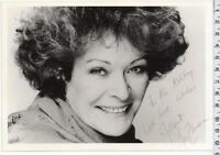 Janet Suzman - Actress and Director - Signed Autograph Photo