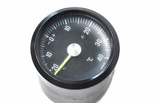 MERCEDES 380S 560SL R107 OEM C* EUROPEAN TEMPERATURE VDO GAUGE TESTED 000542452