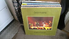 Deep Purple ‎– Made In Japan 2LP Set , HARD ROCK KULT LP