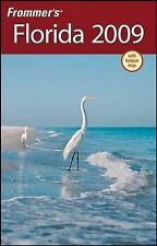 Abravanel, Lesley Frommer's Florida 2009 (Frommer's Complete Guides) Very Good B